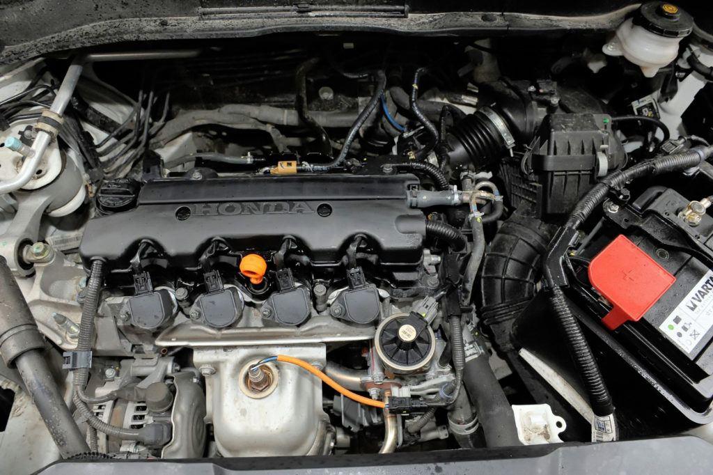 Honda CR-V III - silnik