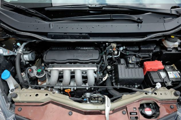Honda Jazz III - silnik