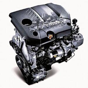 Hyundai Kia 1.6 CRDi - silnik
