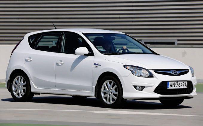 Hyundai nie popisał się w i30 trwałością powłoki lakierniczej.