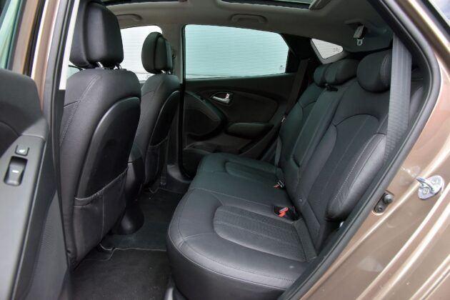 Hyundai ix35 kanapa