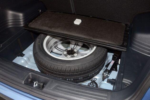 Hyundai ix35 koło zapasowe