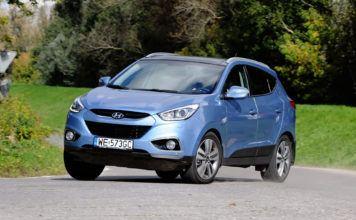 Hyundai ix35 - otwierające