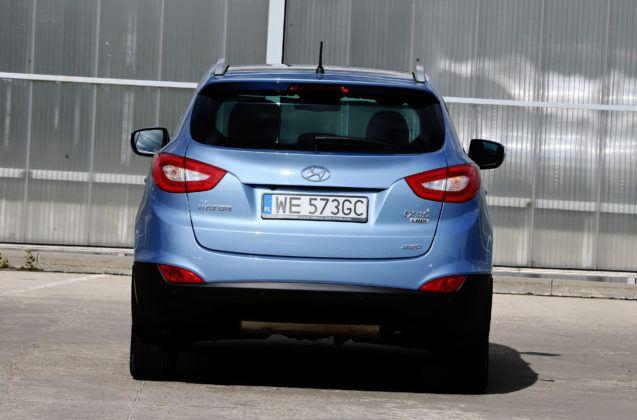 Hyundai ix35 - tył