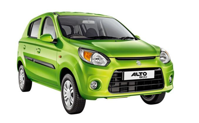 Indie - Maruti Suzuki Alto