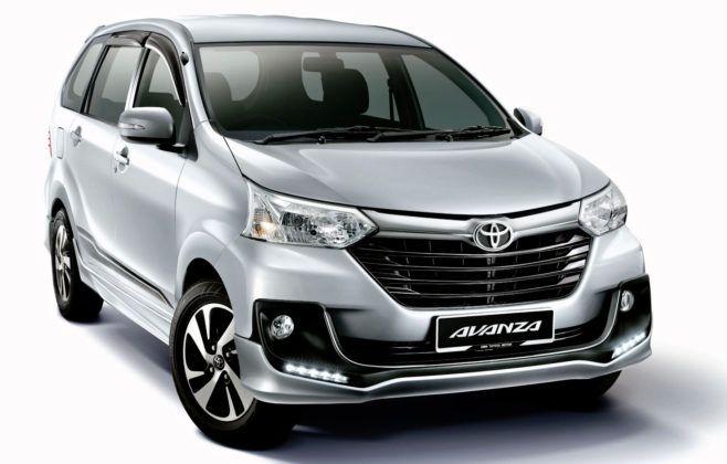 Indonezja - Toyota Avanza