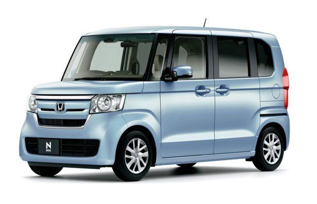 Japonia - Honda N-Box