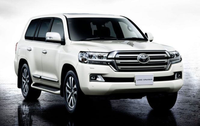 Katar - Toyota Land Cruiser