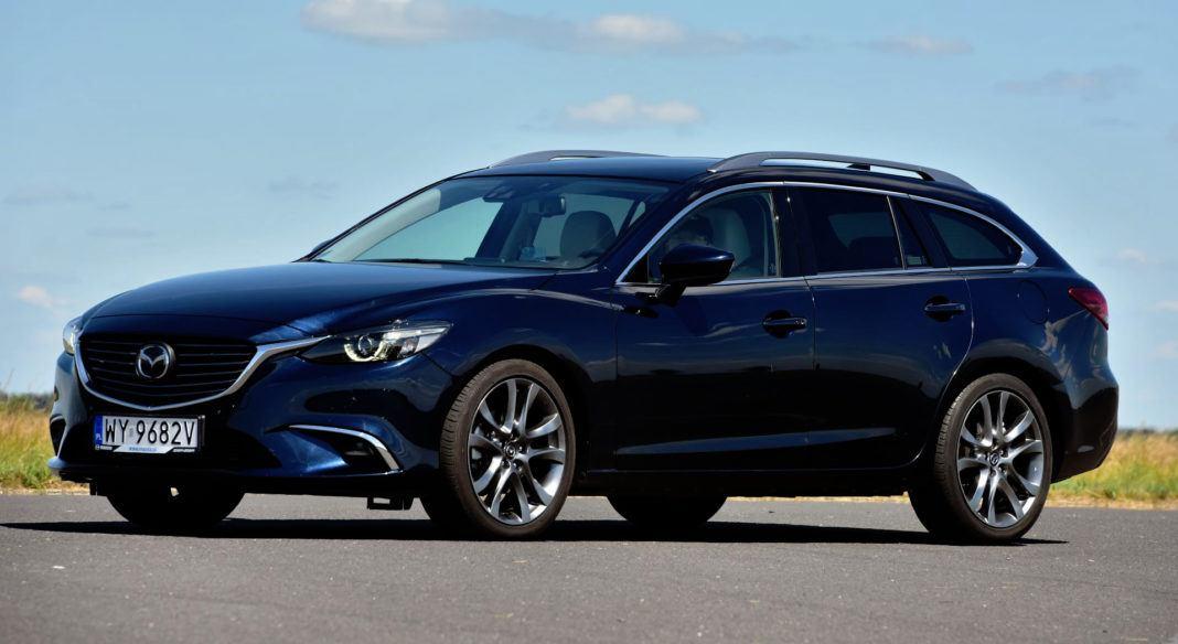 Klasa średnia - najlepszy - Mazda 6 2.2 D