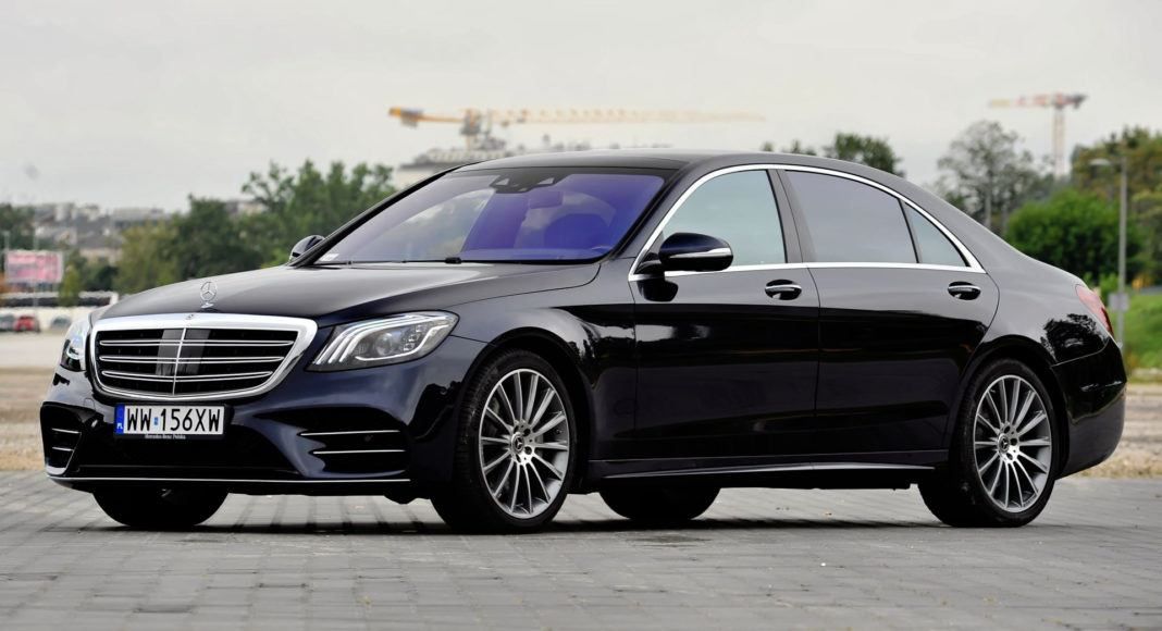 Klasa luksusowa - najgorszy - Mercedes S 560