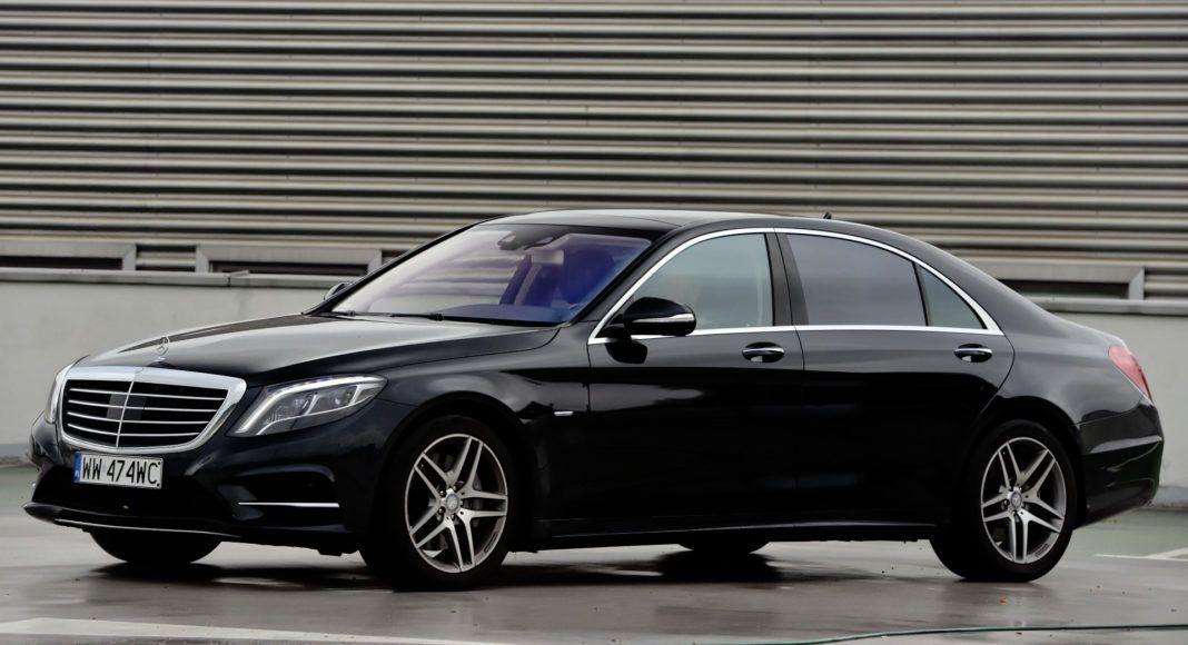 Klasa luksusowa - najlepszy - Mercedes S 350 d