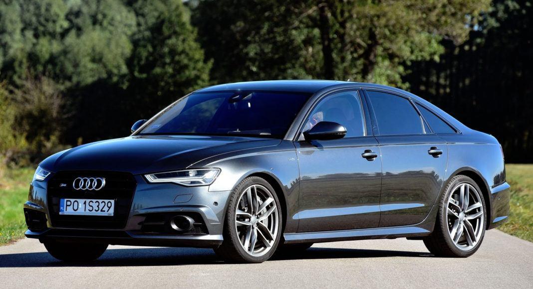 Klasa wyższa - najgorszy - Audi S6