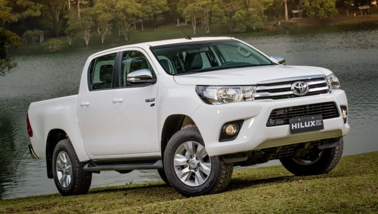 Kostaryka - Toyota Hilux