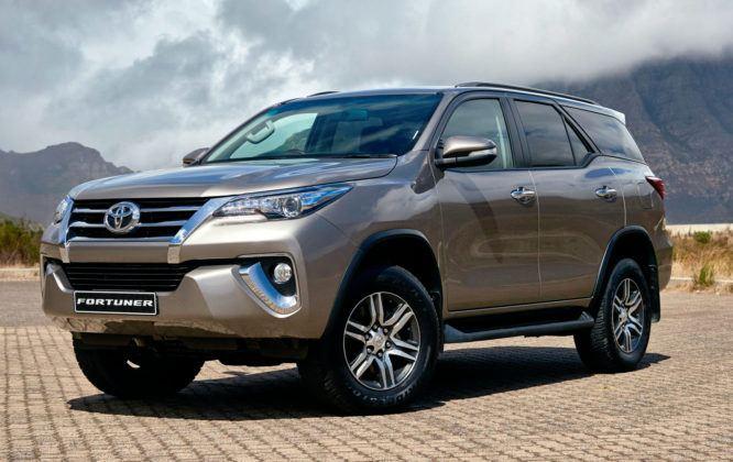 Lesotho - Toyota Fortuner