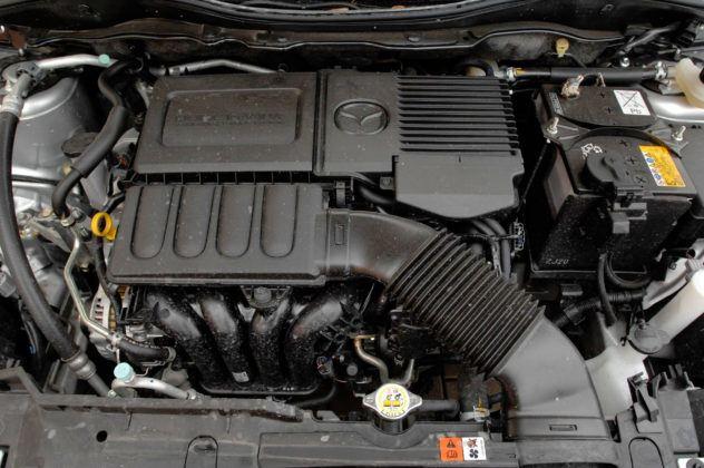 Mazda 2 III - silnik