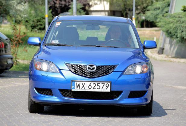 Mazda 3 I - przód