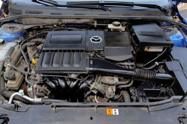 Mazda 3 I - silnik