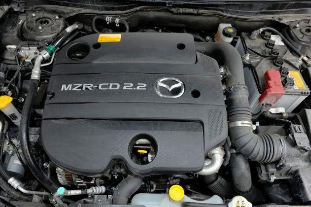 Mazda 6 II - silnik