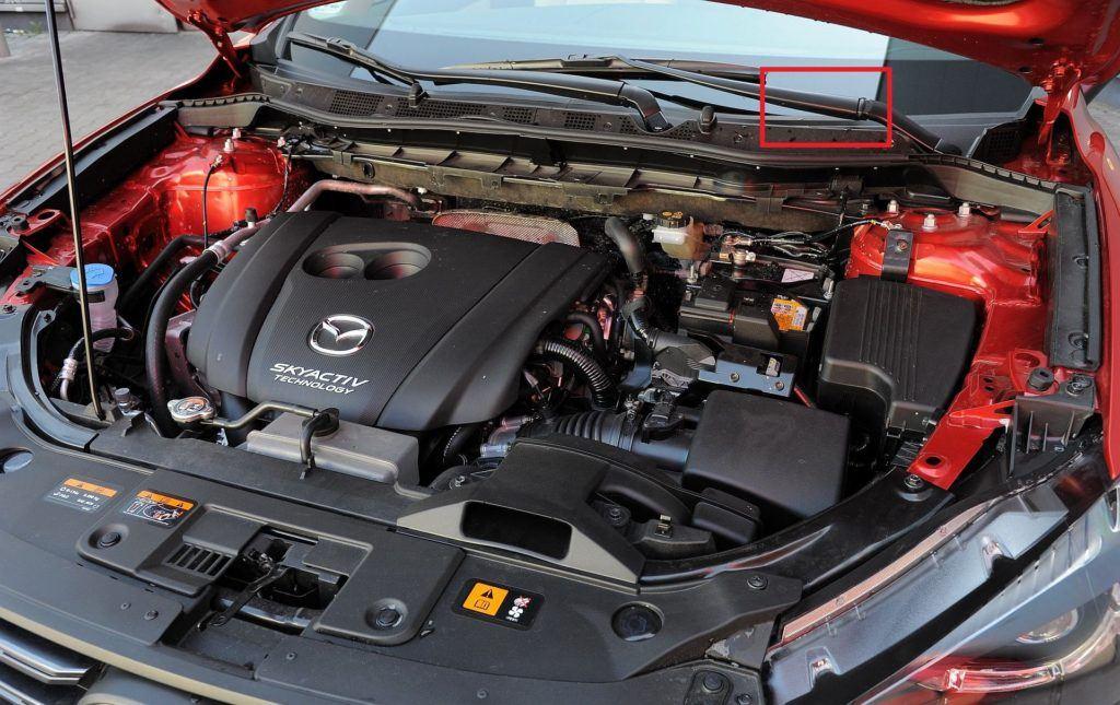 Mazda CX-5 I