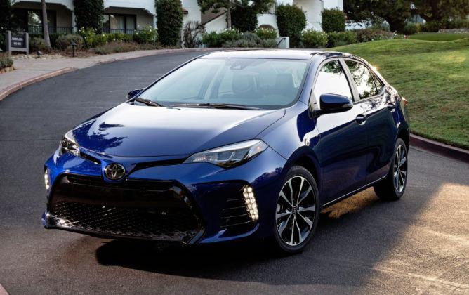 Miejsce 1 - Toyota Corolla