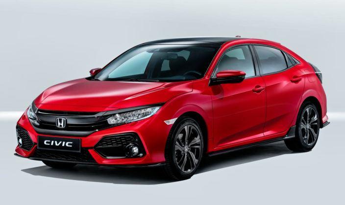Miejsce 4 - Honda Civic