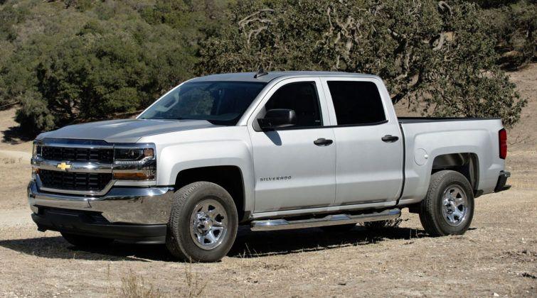 Miejsce 9 - Chevrolet Silverado