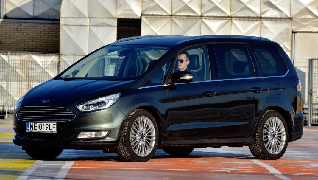 Minivany - najgorszy - Ford Galaxy 2.0 TD Ci