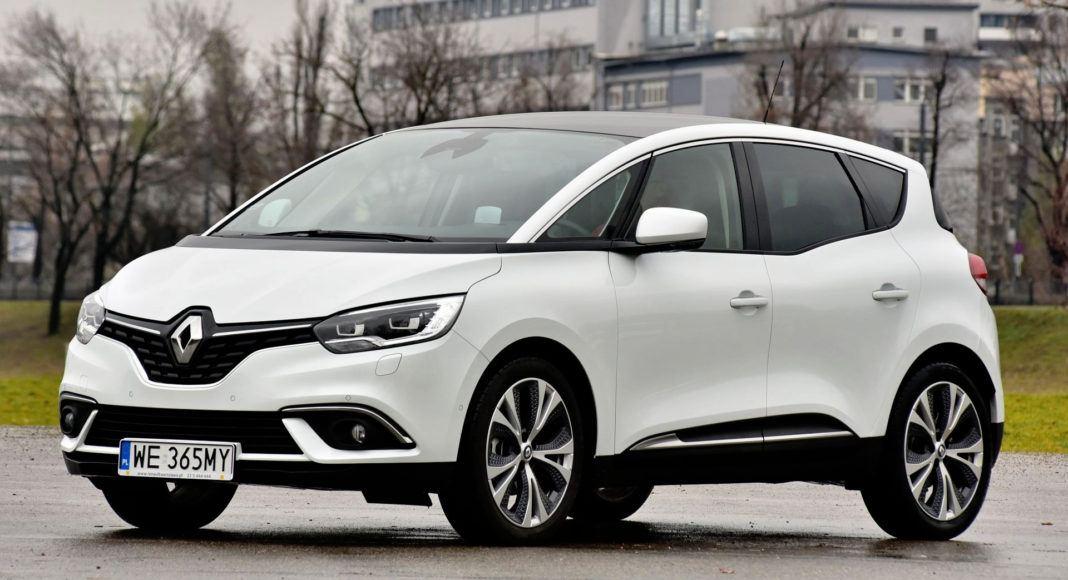Minivany - najlepszy - Renault Scenic 1.5 dCi