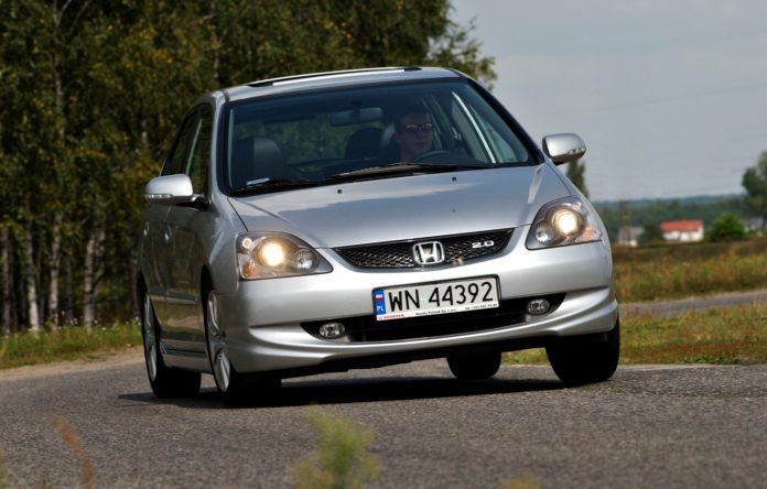 Najlepsze auta japońskie do 10 tys. zł - otwierające