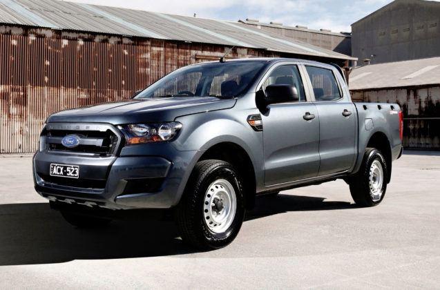 Nowa Zelandia - Ford Ranger