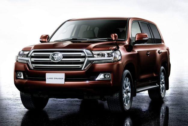 Oman - Toyota Land Cruiser