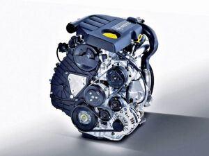 Opel 1.7 DTI CDTI - silnik