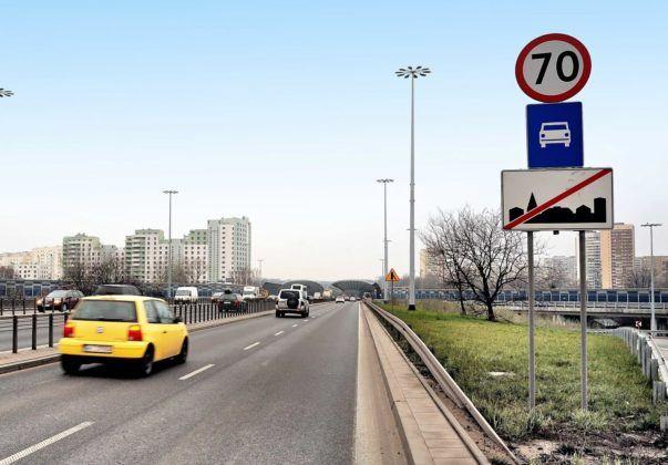 Ostrzeżenia o ograniczeniach prędkości