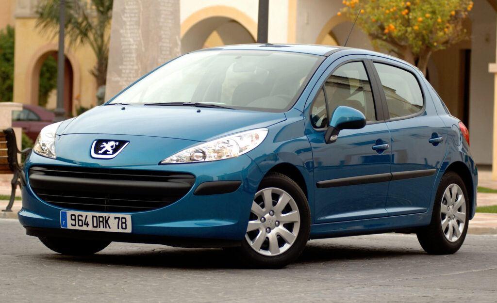 Peugeot 1.4 HDi - Peugeot 207
