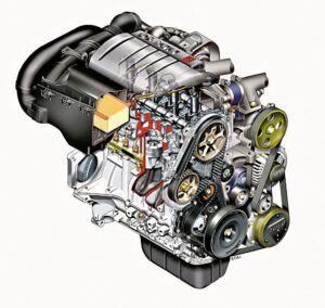 Peugeot 1.6 HDi - silnik