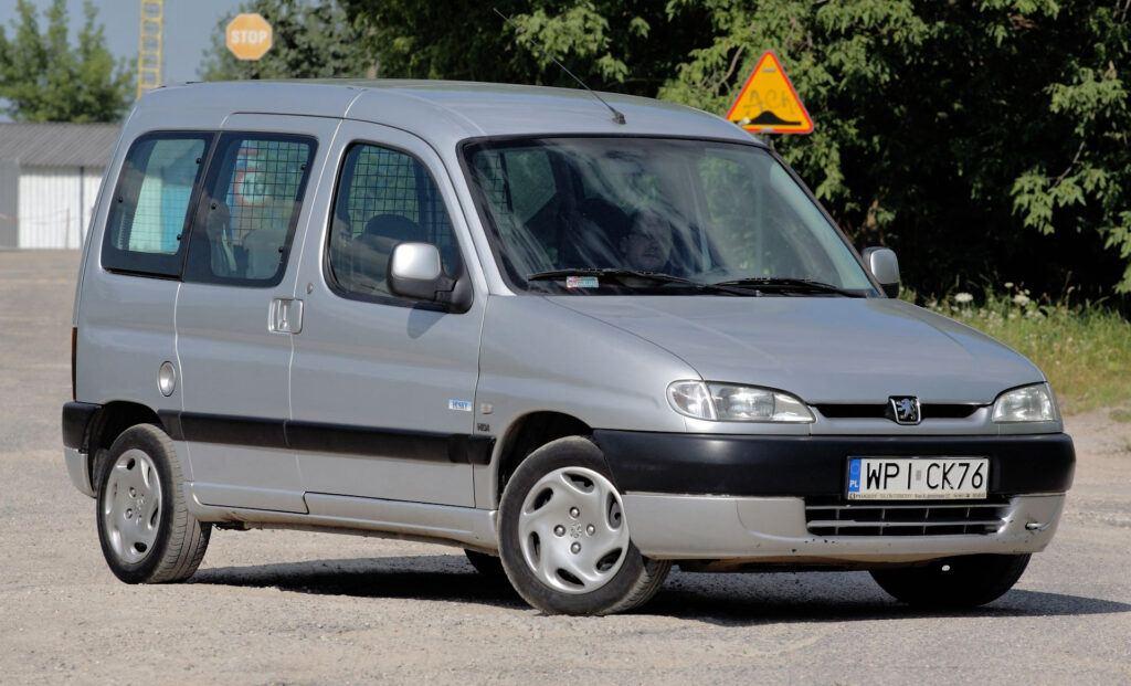 Peugeot 2.0 HDi - Peugeot Partner I