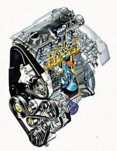 Peugeot 2.0 HDi - silnik