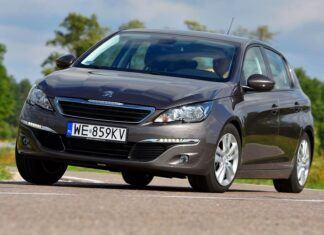 Używany Peugeot 308 II (2013-2021) - opinie, dane techniczne, typowe usterki