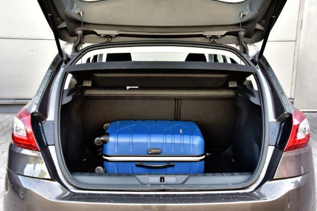 Peugeot 308 II - bagażnik