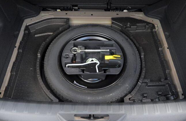 Peugeot 308 II koło zapasowe
