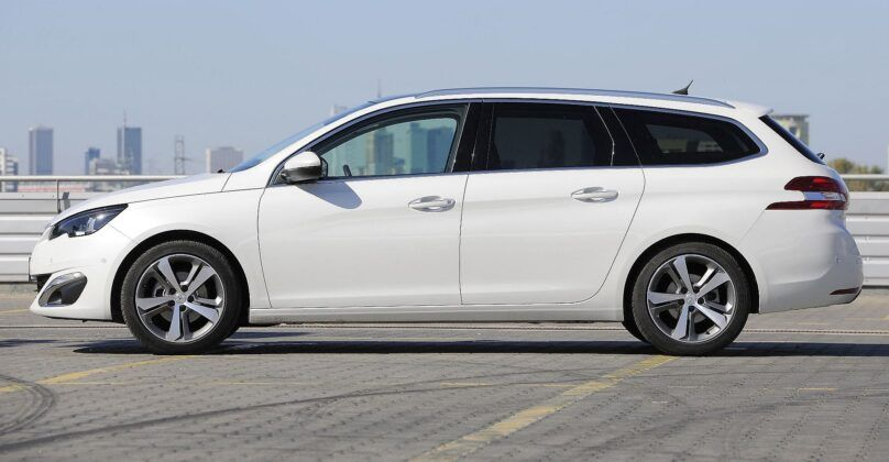 Peugeot 308 II kombi