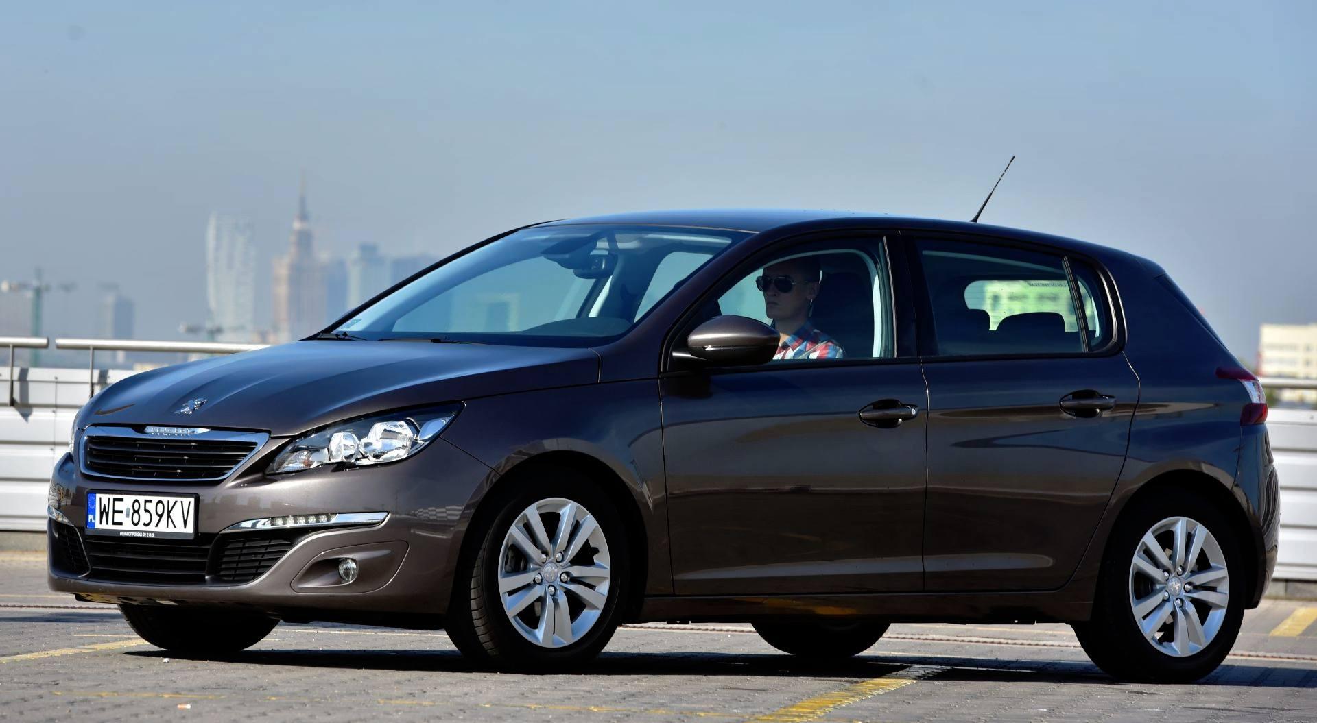 Wspaniały Używany Peugeot 308 II (od 2013 r.) - OPINIE SB72