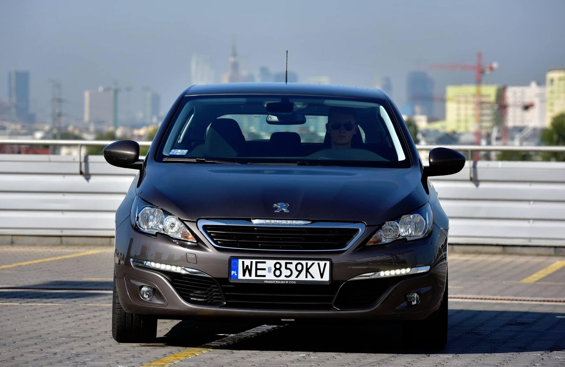 Bardzo dobra Używany Peugeot 308 II (od 2013 r.) - OPINIE VE03