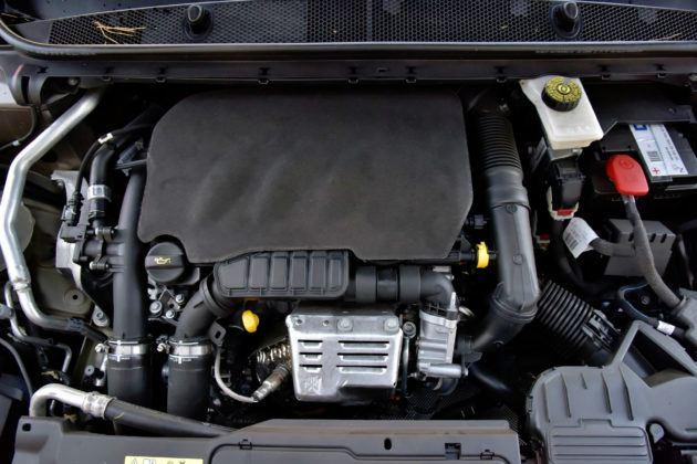 Peugeot 308 II - silnik