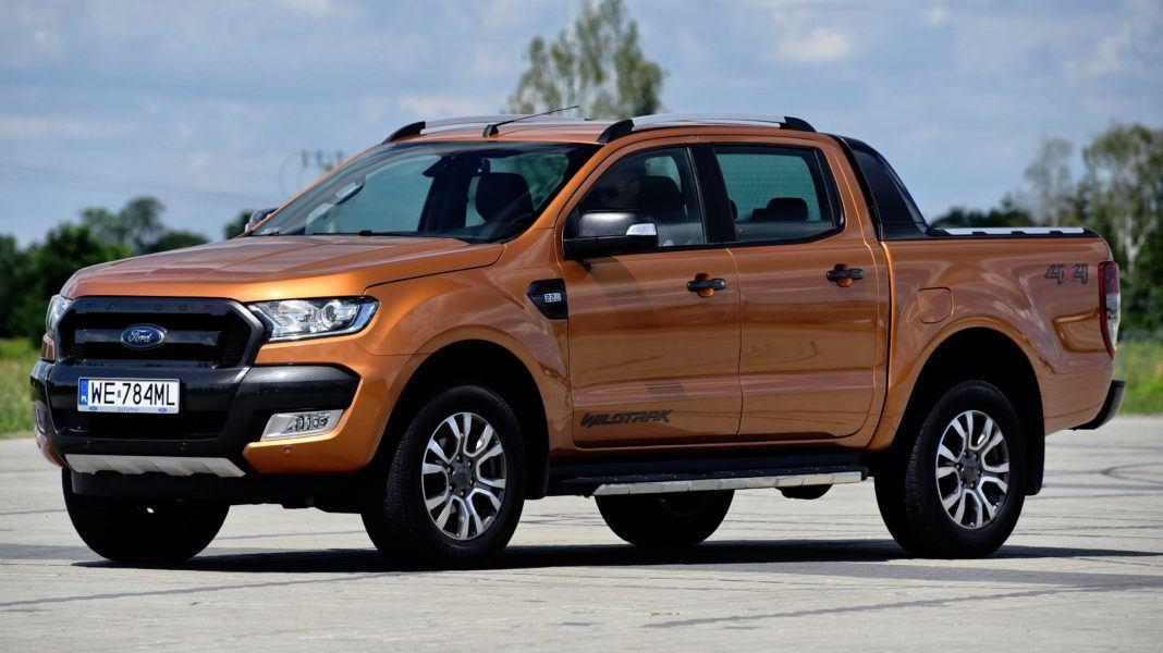 Pick-upy - najlepszy - Ford Ranger
