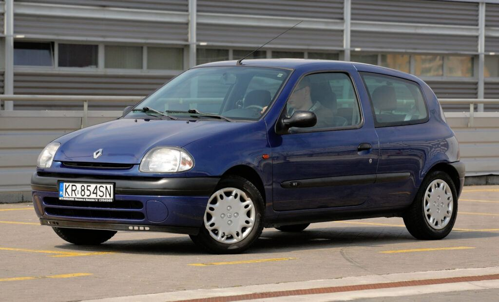 Renault 1.5 dCi - Renault Clio II