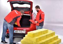 Rzeczywista pojemność bagażnika - otwierające (2)