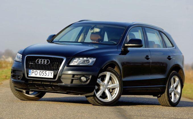 Najwyższe przebiegi w klasie SUV-ów - Audi Q5.