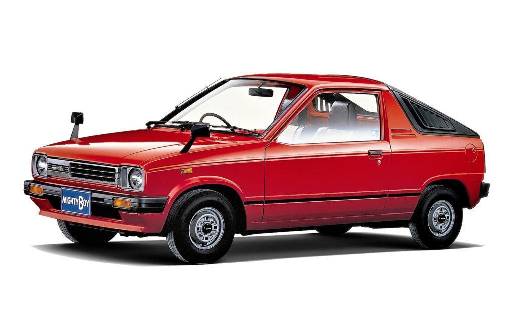 Suzuki Mighty Boy