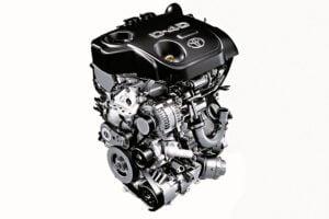 Toyota 1.4 D-4D - silnik
